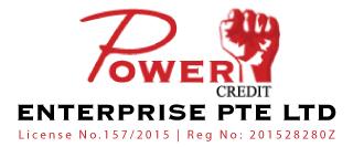 Power Credit Logo